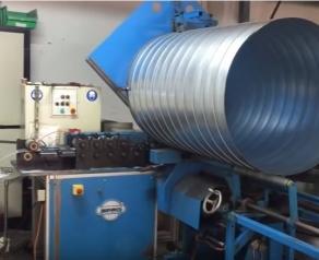 ייצור צינורות ספירקל